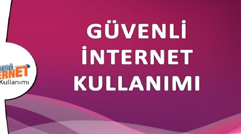 İnternetin Güvenli ve Bilinçli Kullanımı Sunumu