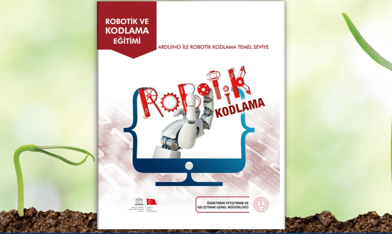 MEB Robotik ve Kodlama (Kodlama Eğitim Temel Düzey) E-Kitabı